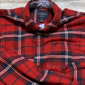 American Eagle large casual shirt